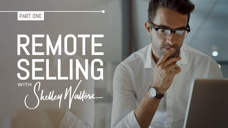 Your Guide to Remote Selling in an Online World