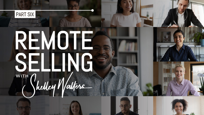 How to Remotely Pitch, Propose, Persuade